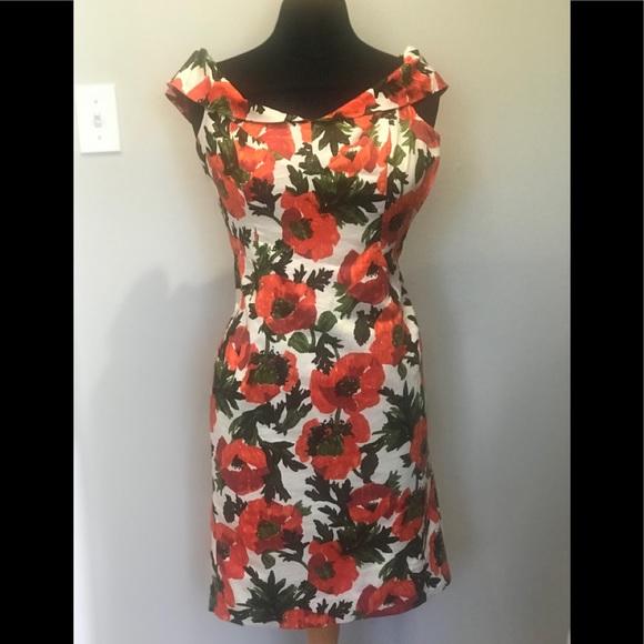 c697e831fe936 Milly of New York Eva Poppy dress size 2. M_5cc3d7fd9d3b78c776af139e